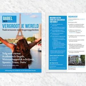 Babel flyer